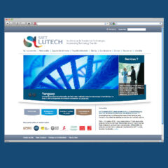 SATT Lutech Website
